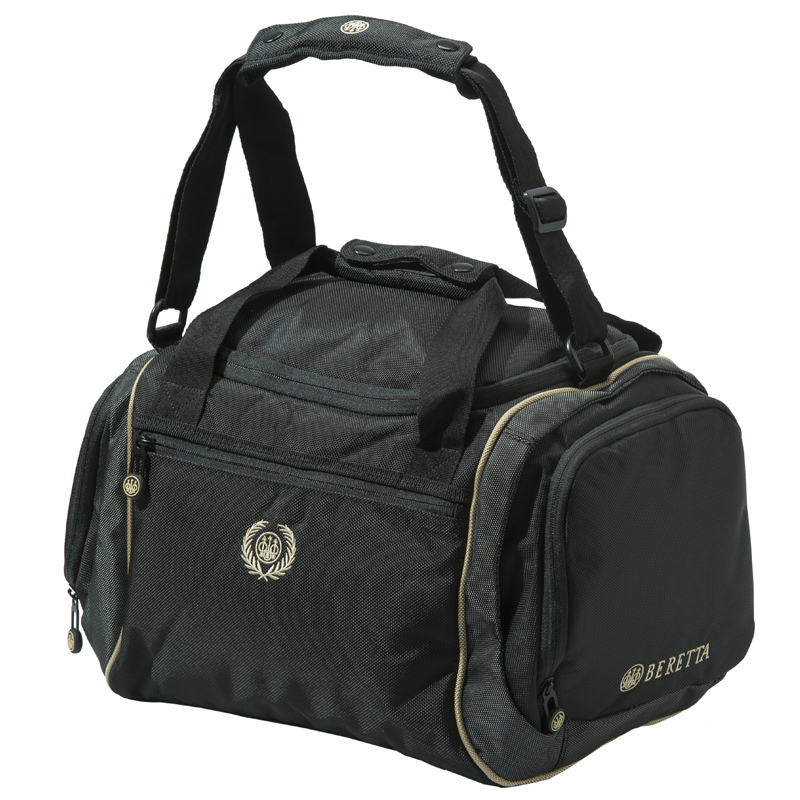 Beretta 692 Medium Multipurpose Cartridge Bag – Black – Stoeger Canada