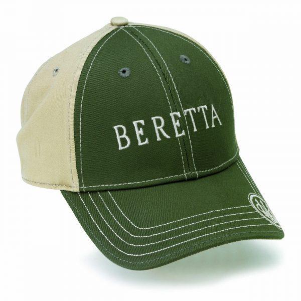 Beretta Range Cap Green