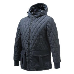 Beretta Frisia Quilted Coat Blue