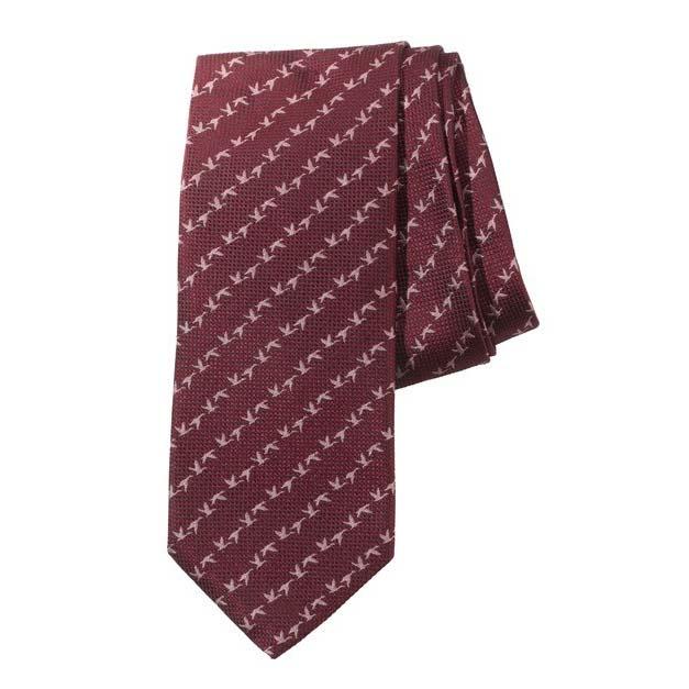 0534623017 Beretta Jacquard Tie – Bordeaux – Stoeger Canada