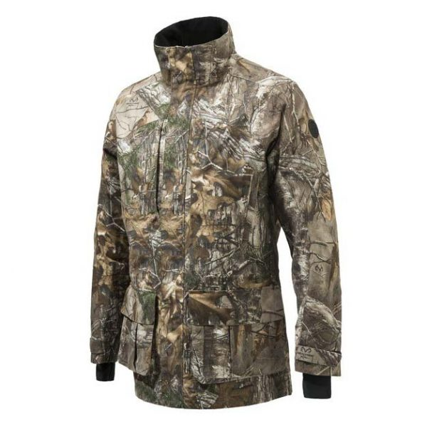 Beretta Light Static Jacket Realtree Xtra - Front