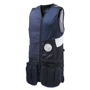 Beretta MOLLE Shooting Vest - Blue