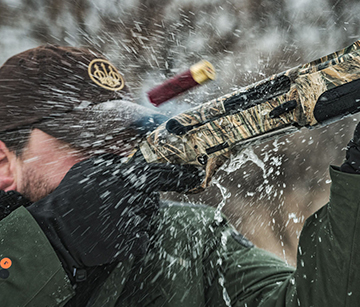 Beretta Shooting In Water