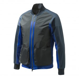 Beretta Soft Shell Shooting Bomber - Blue