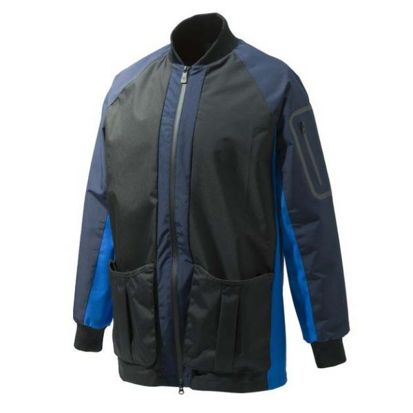 Beretta Bisley Shooting Jacket Blue