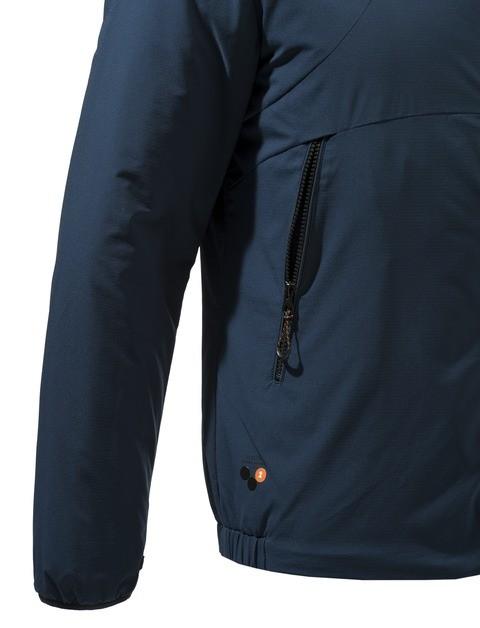 GU133T14050504 Beretta BIS Jacket Blue Sleeve And Pocket