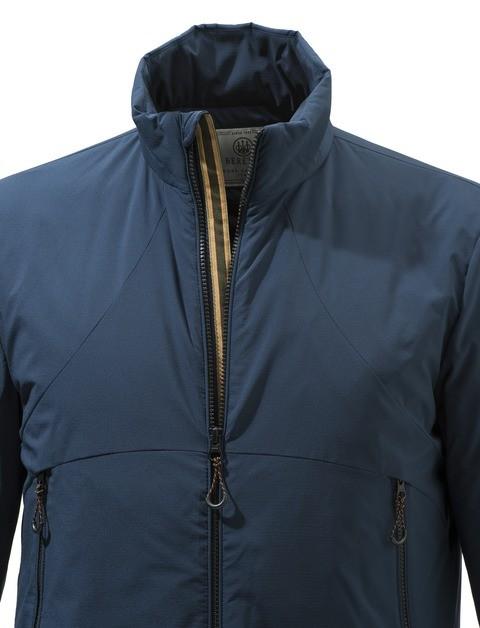 GU133T14050504 Beretta BIS Jacket Blue Zipper