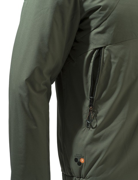 GU133T14050715 Beretta Fusion BIS Jacket Green Pocket