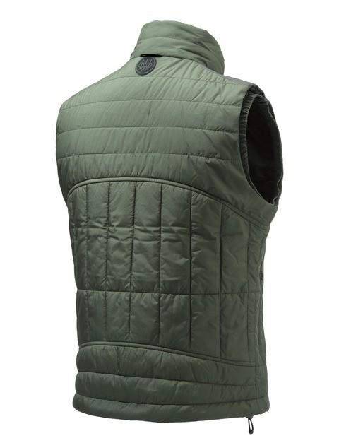 GU143T14040715 Beretta Fusion BIS Primaloft Vest Green Pocket