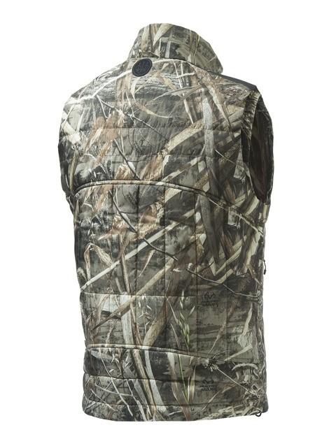 GU143T14040858 Beretta Primaloft Vest Camo Back