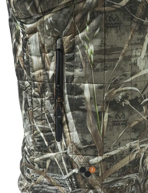 GU143T14040858 Beretta Primaloft Vest Camo Pocket