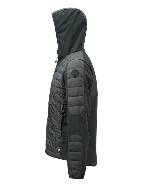 GU153T14190999 Beretta BIS Combi Jacket Black Side