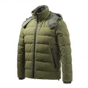 Beretta Terragon Down Cotton Jacket Olive Drab