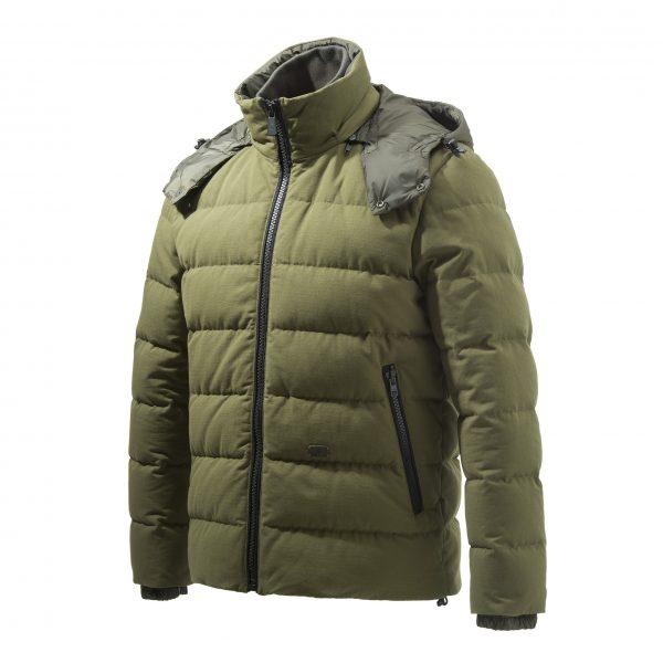 Beretta Terragon Down Cotton Jacket Olive Drab