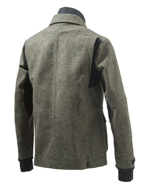 GU273T1409077U Beretta Tech Wool Jacket Green Back
