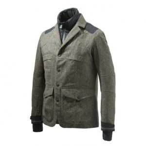 GU273T1409077U Beretta Tech Wool Jacket Green Front