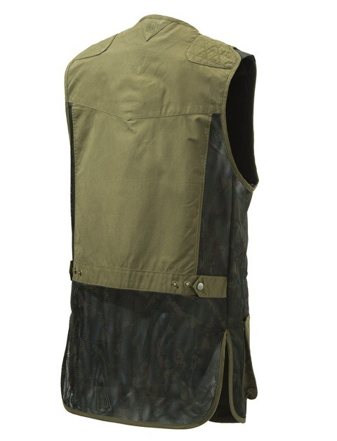 GU301T0451072A Beretta Urban Camo Mesh Vest Back