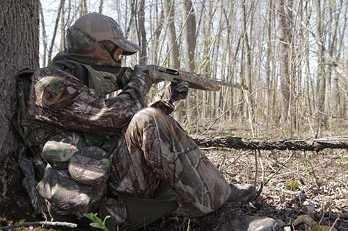 Kevin Beasley Hunting with Beretta