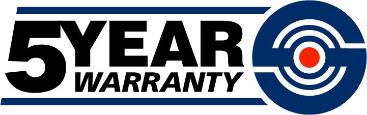 Stoeger 5Year Warranty Logo