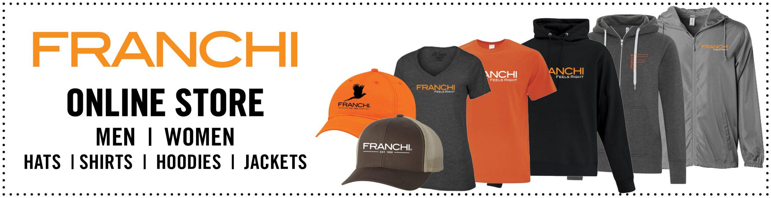 Franchi Canada Clothing