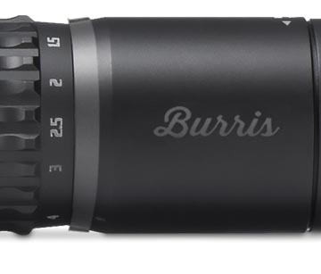 Burris scope