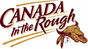 Canada in the Rough logo