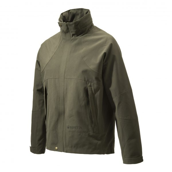 Beretta Lite Shell Jacket - Green Front