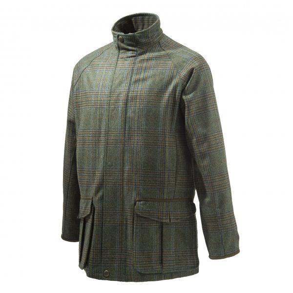 Beretta St James Coat Green Front
