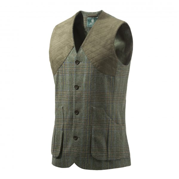 Beretta St James Vest Green Front
