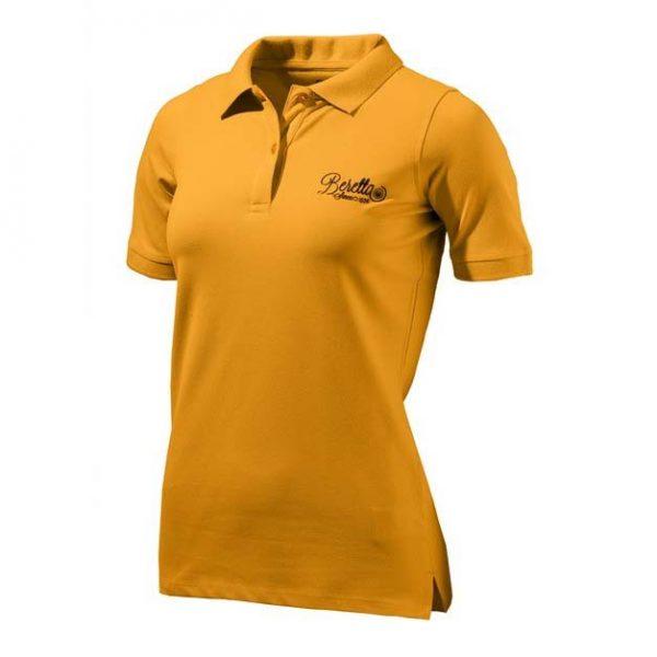 Beretta Women's Corporate Polo Orange