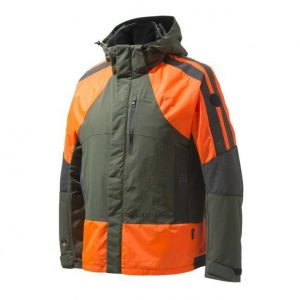 Beretta Thorn Resistant Jacket GTX Green And Orange
