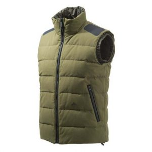 Beretta Terragon Cotton Down Vest Olive