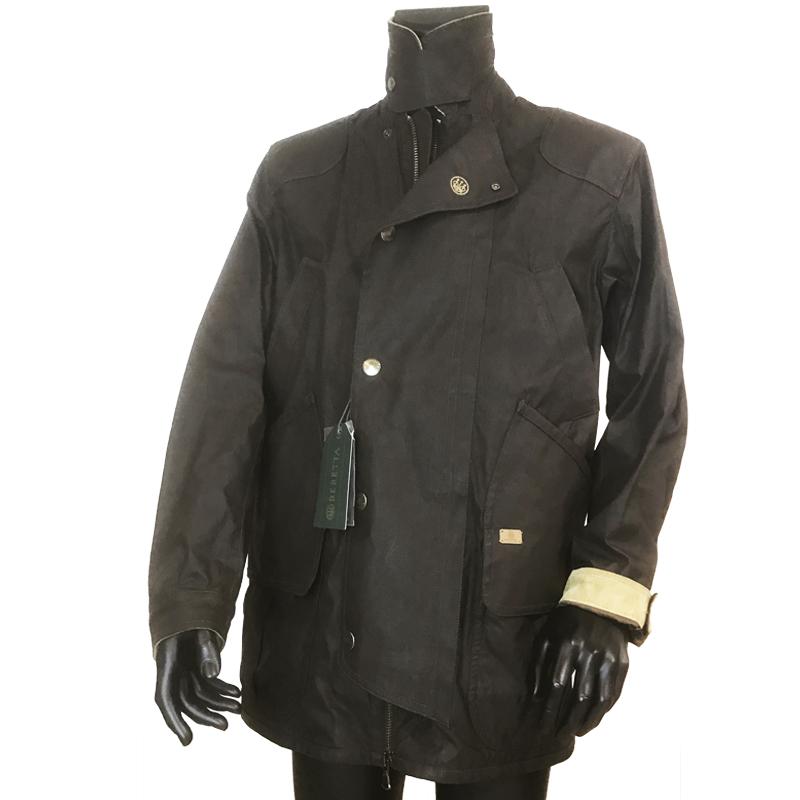 Beretta Waxed Field Jacket Brown Stoeger Canada