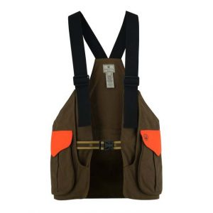 Beretta Waxed Cotton Strap Vest