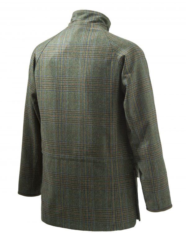GU732T07640796 Beretta St James Coat Green Back