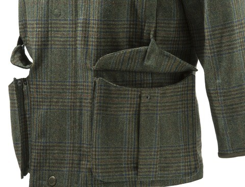 GU732T07640796 Beretta St James Coat Green Pocket
