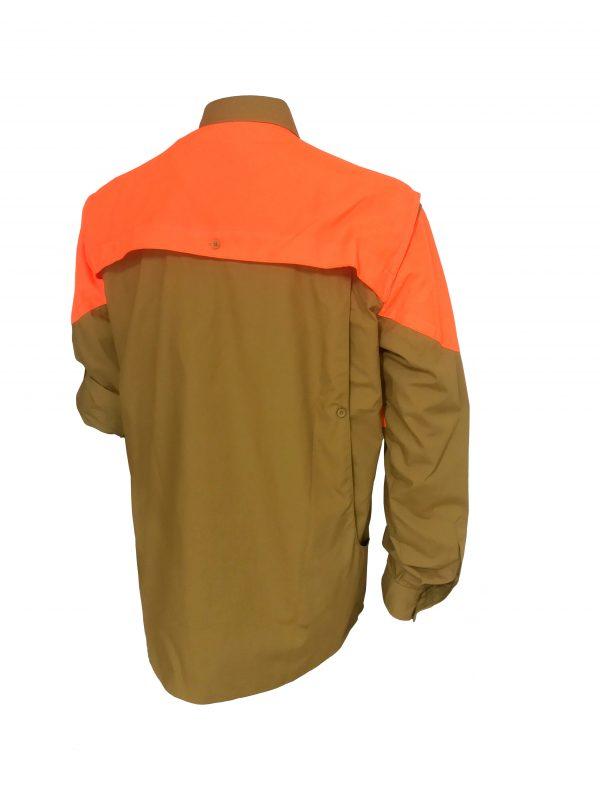 LU611T1184081GM Beretta Upland Shirt Back