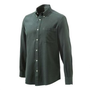 Beretta Winter Classic Long Sleeve Shirt Rosin Green