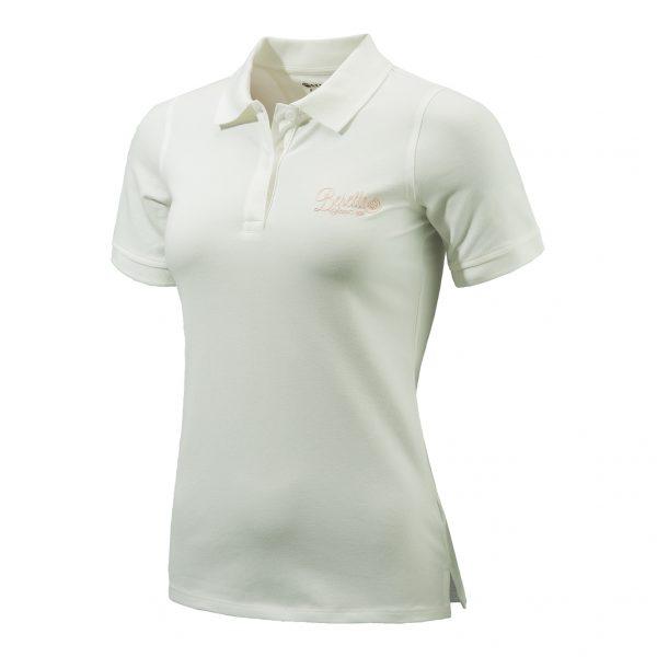 Beretta Women's Corporate Polo White