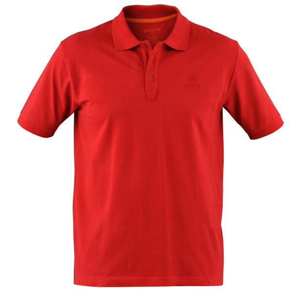 MP020072070321 - Beretta Corporate Polo - Red