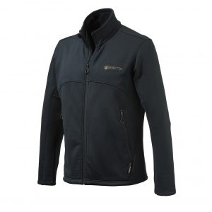 Beretta Static Fleece Jacket Black