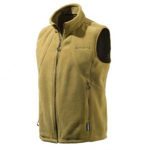 Beretta Soft Shell Fleece Jacket - Tan