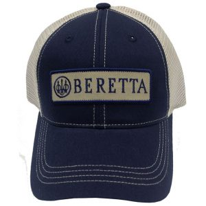 BC062016600523 Beretta Patch Trucker Hat Navy Web