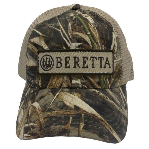 BC062016600858 Beretta Patch Hat Web