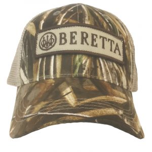 BC062016600858 Beretta Patch Trucker Hat Max5 Front
