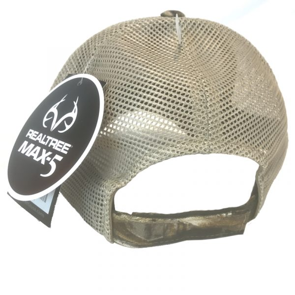 BC062016600858 Beretta Patch Trucker Hat Max5 Back