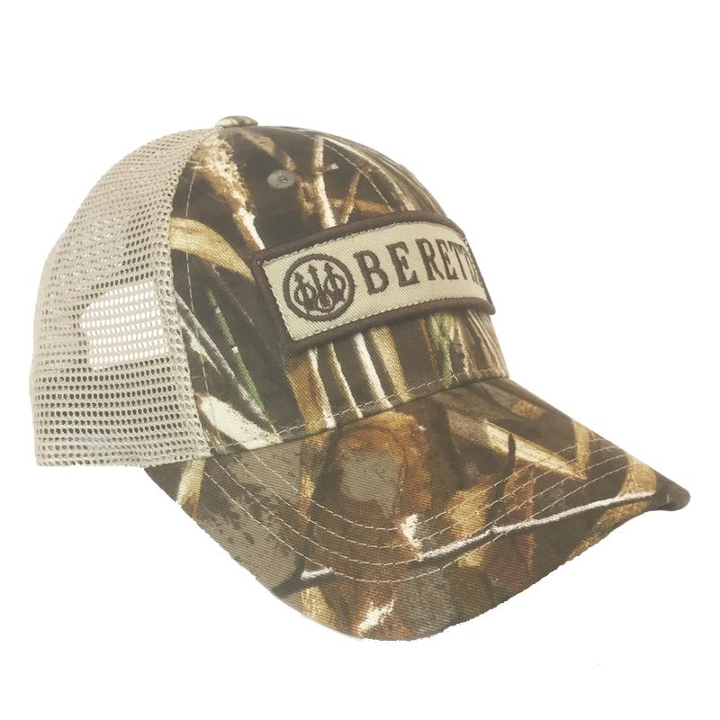 BC062016600858 Beretta Patch Trucker Hat Max5 Side
