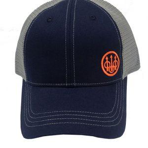 Beretta Navy Trucker Hat Front