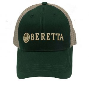 Beretta LP Trucker Hat - Green Front