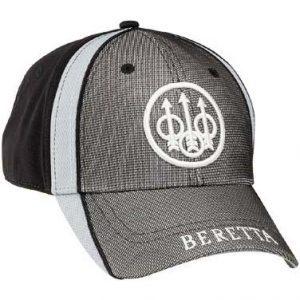 Beretta Tactical Hat - Black and Grey